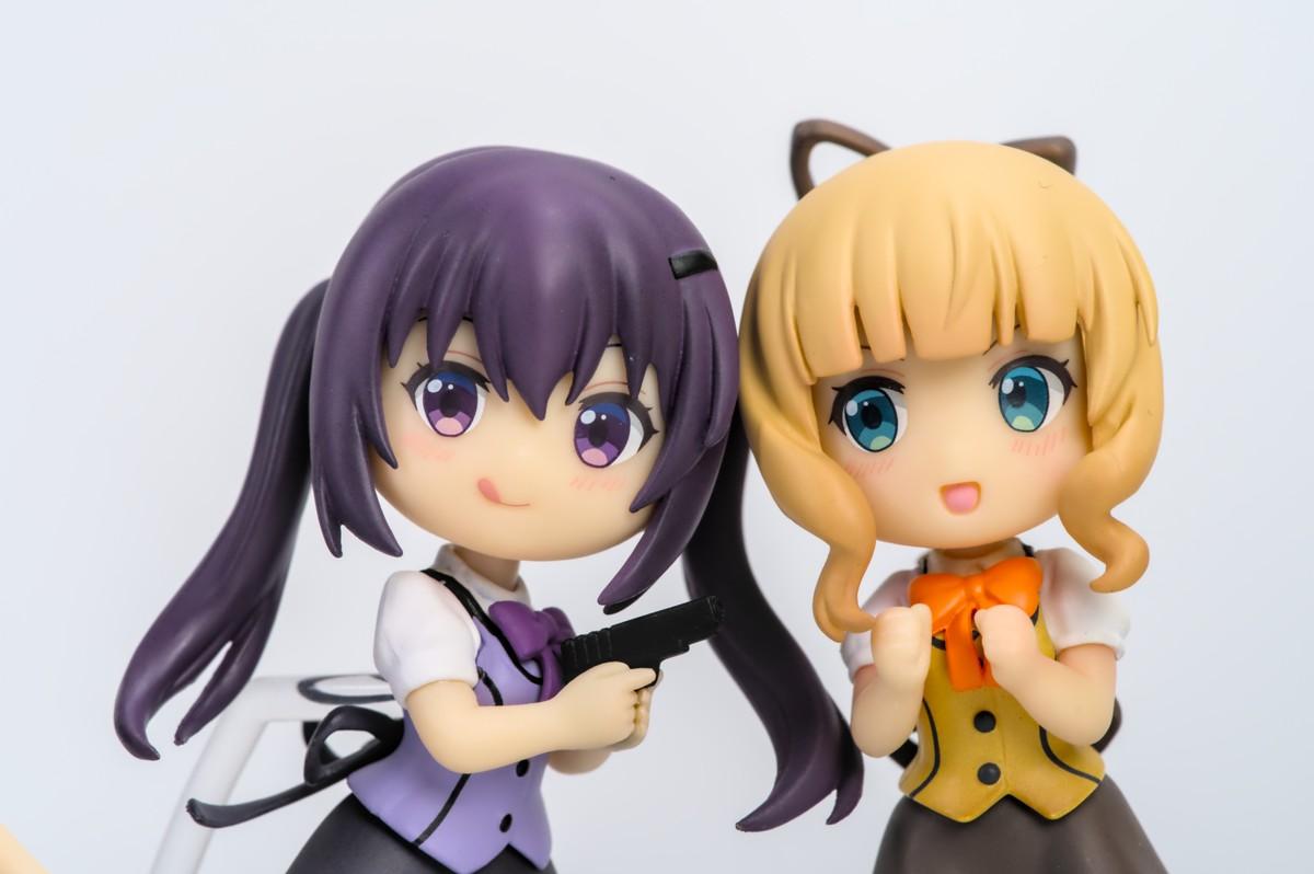 Rize and Syaro